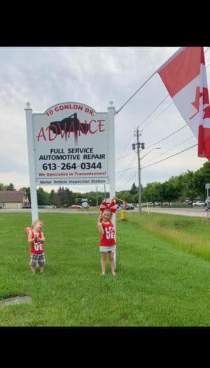 Advance Automotive Perth Ontario