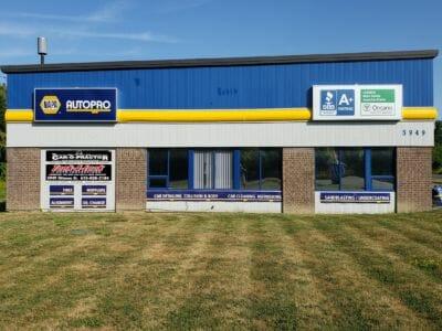 Car-O-Practor Autopro, Ontario Canada