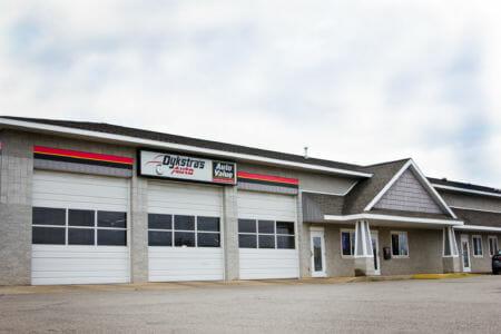 Dykstra's Auto Service, Byron Center MI