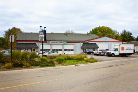 Dykstra's Auto Service, Hudsonville MI (2)
