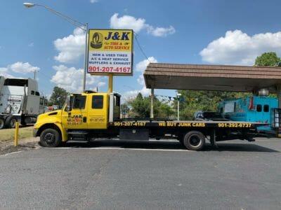 J & K Tire & Auto Service, Memphis TN
