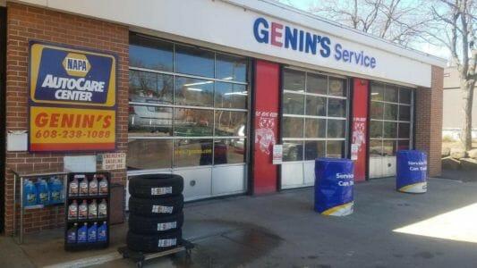 Genin\'s Autocare Madison WI