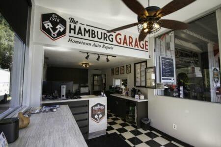 Hamburg Garage, Hamburg MI