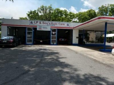LP and Sons Auto Care Deland FL 2