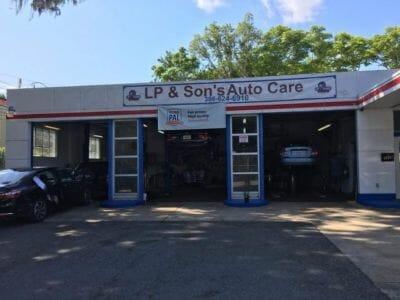 LP and Sons Auto Care Deland FL