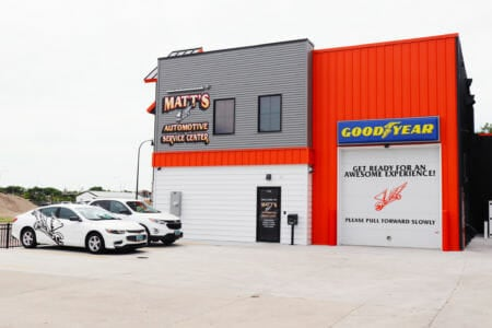 Matts Automotive Service Center, North Moorhead ND