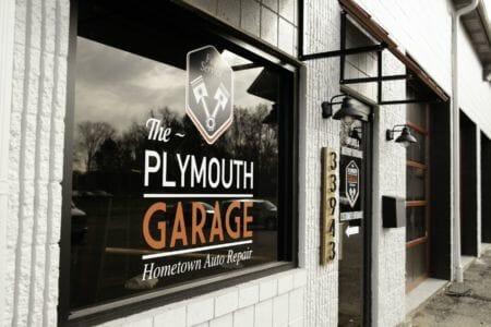 Plymouth Garage, Plymouth MI