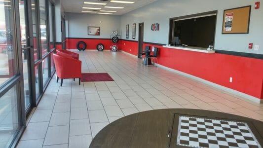 Route 54 AutoWorx Lobby1
