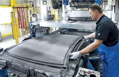 Carbon Fiber Auto Repair