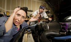 Avoiding Red-flag Behaviors at Your Auto Repair Shop