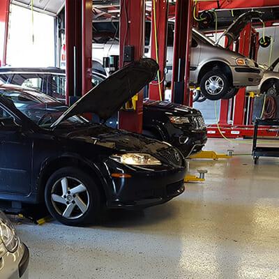 auto repair shop operations manual