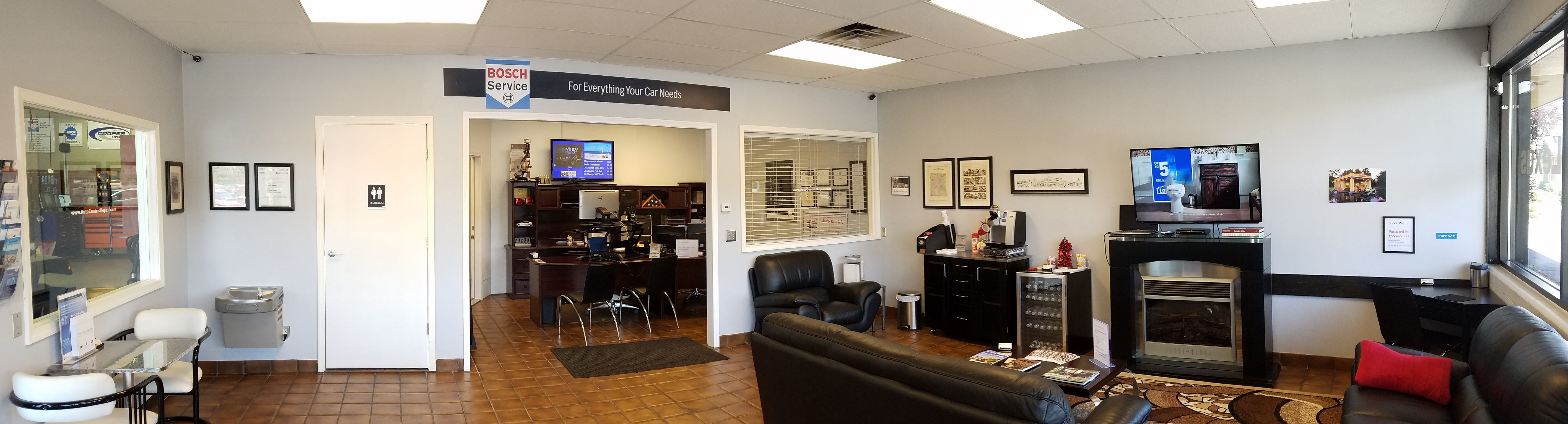 Phenomenal Customer Waiting Area Tips Automotive Management Network Home Interior And Landscaping Ologienasavecom