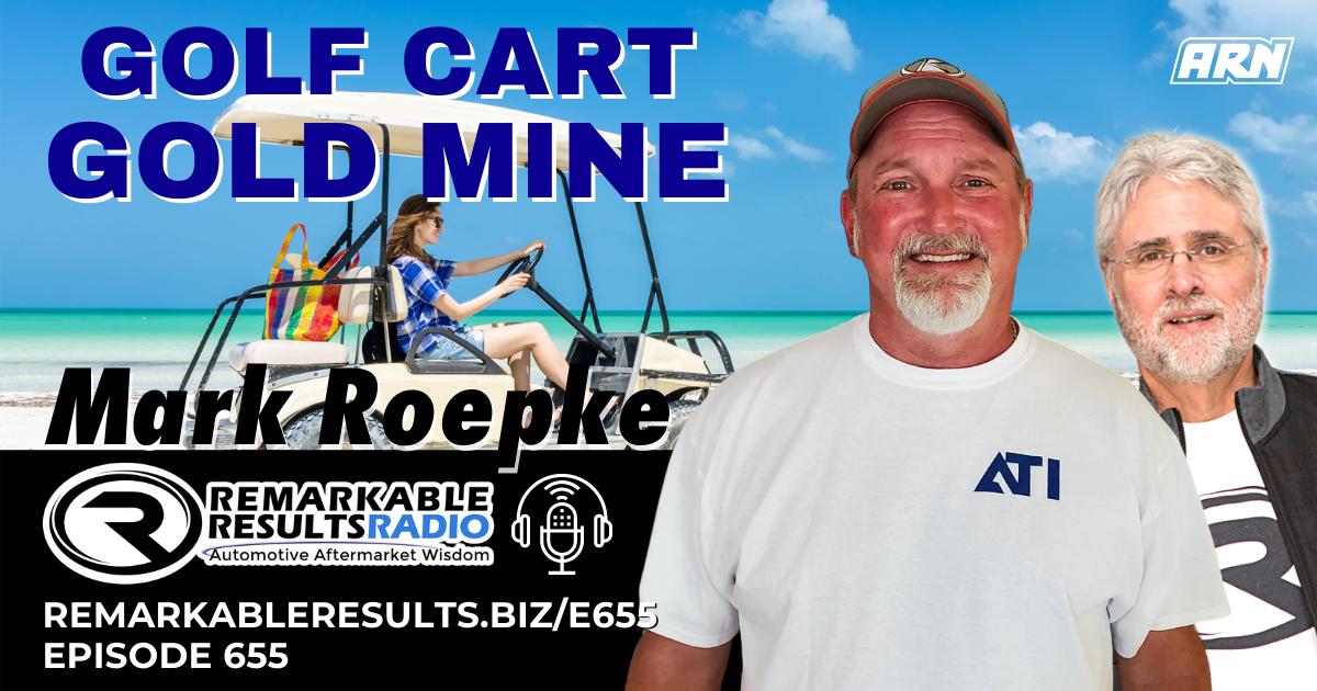 Golf Cart Gold Mine [RR 655] – AUDIO 27 Minutes