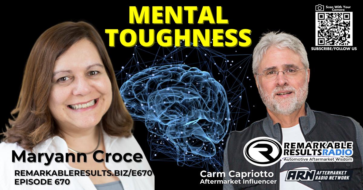 Mental Toughness [RR 670] – AUDIO 35 Minutes