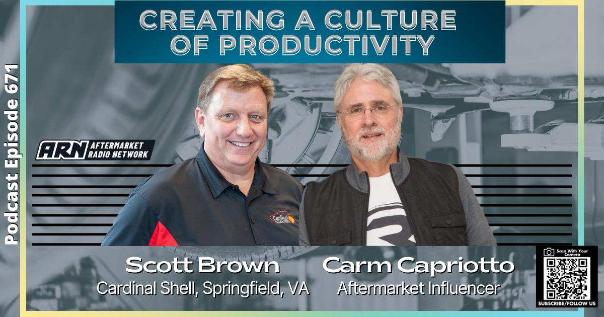 Creating a Culture of Productivity [RR 671] – AUDIO 35 Minutes