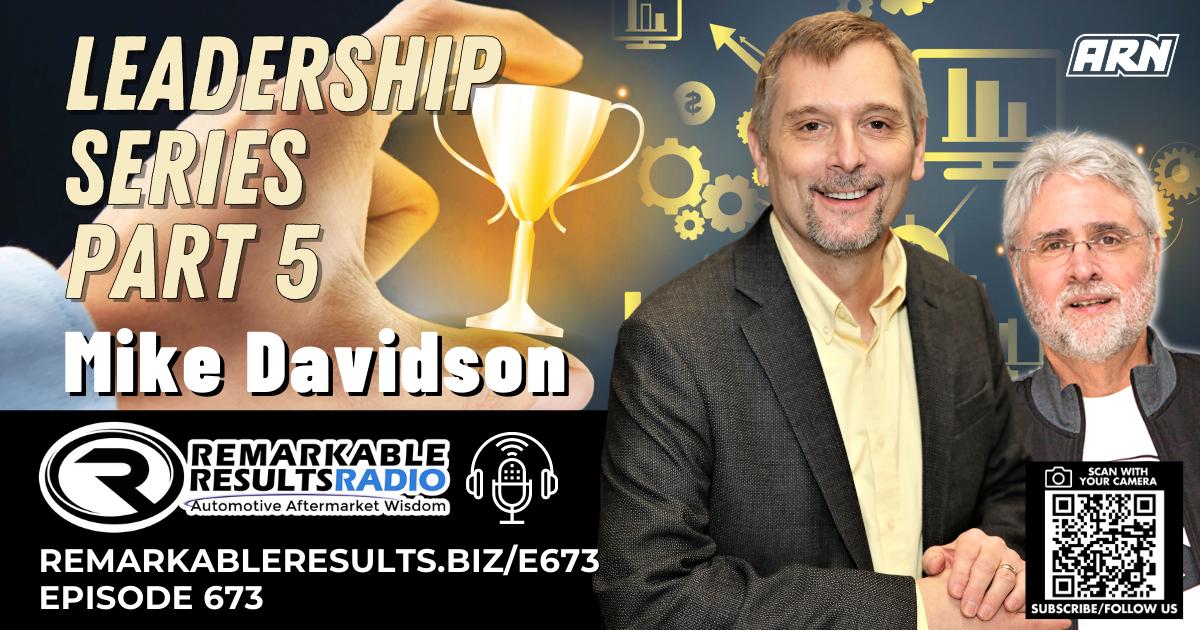 Leadership Series Part 5: Reward of Growing in Leadership [RR 673] – AUDIO 43min