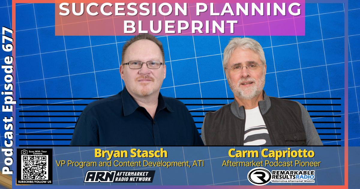 Succession Planning Blueprint [RR 677] – AUDIO 40 Minutes
