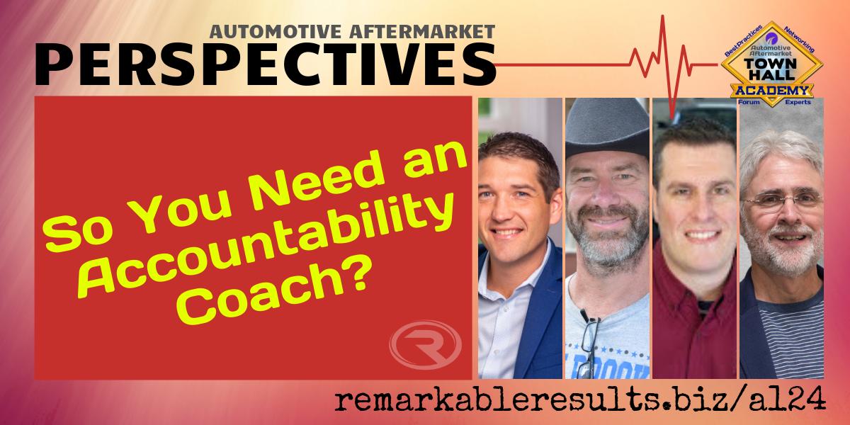 PODCAST: So You Need an Accountability Coach?