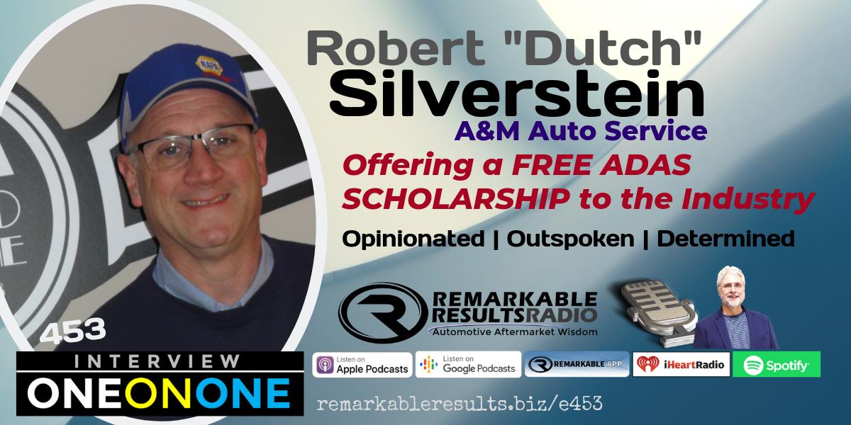 PODCAST: Dutch Silverstein puts ADAS Scholarship worth $4,000 on the line!
