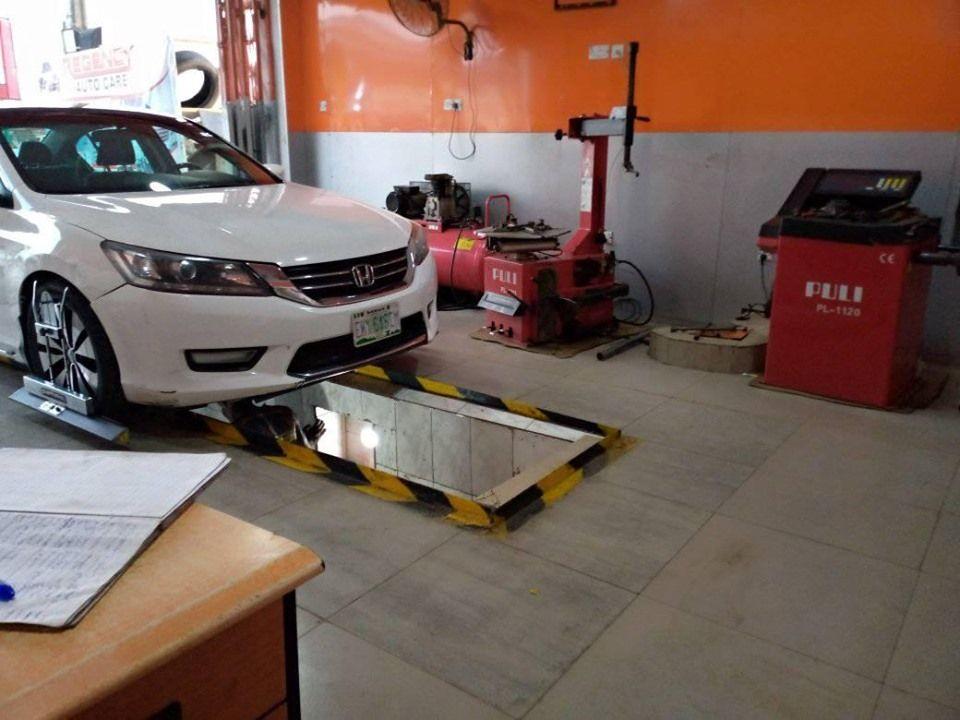 Auto Repair Shop Business