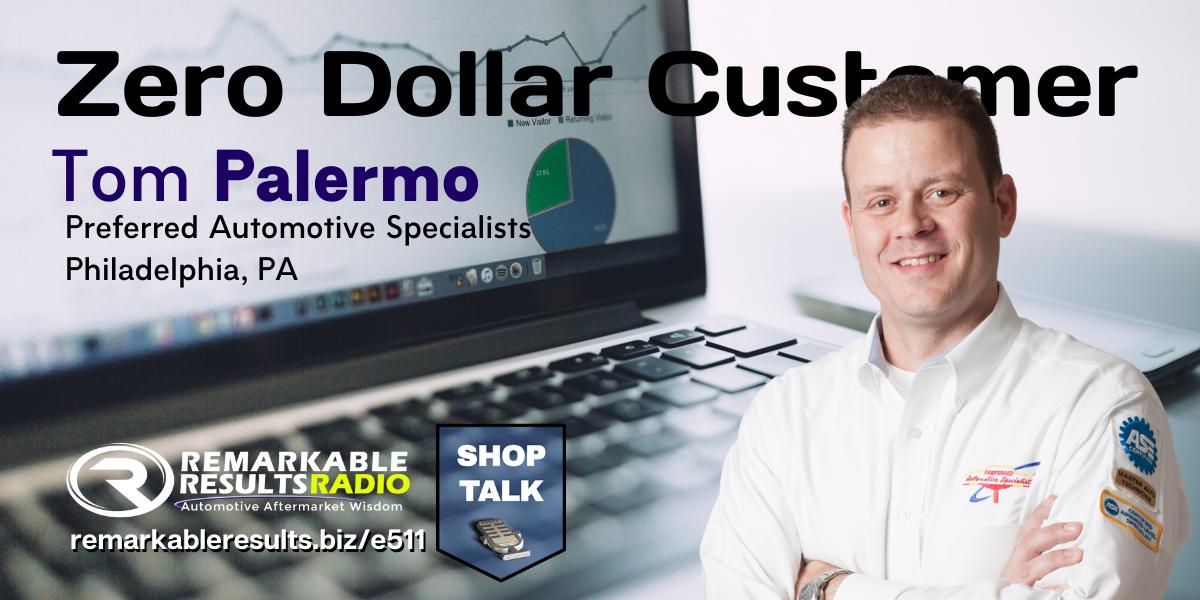 PODCAST: Zero Dollar Customers [RR 511]