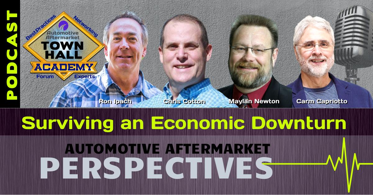PODCAST: Surviving an Economic Downturn [THA 165]
